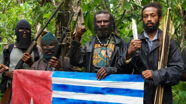 Papuan Separatist Acts of terror