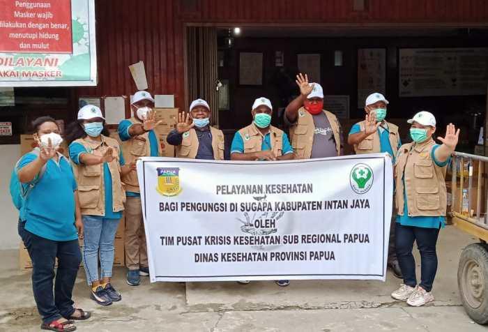 Medical Team to Help Refugees