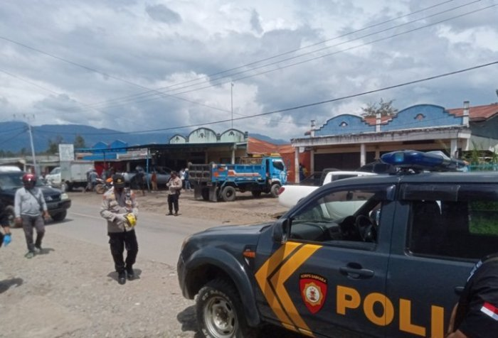 Crackdown on liquor producers in Papua