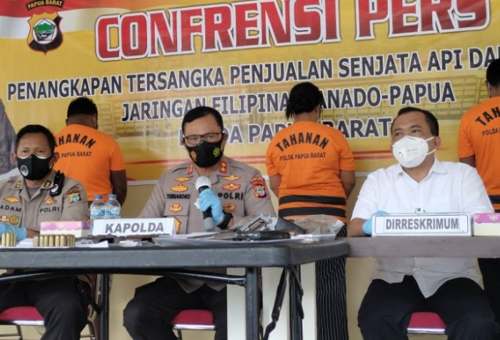 Arms Trafficking in West Papua