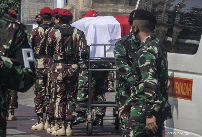 Fallen warrior laid to rest