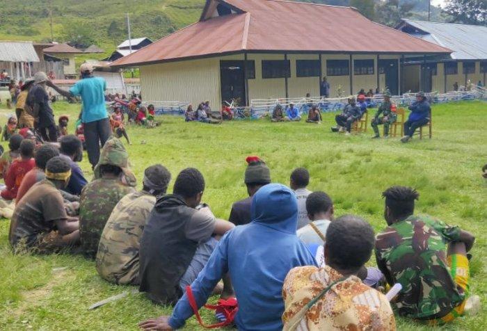 TMMD Program in Papua