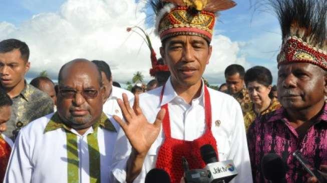 Jokowi Increases Special Autonomy Budget