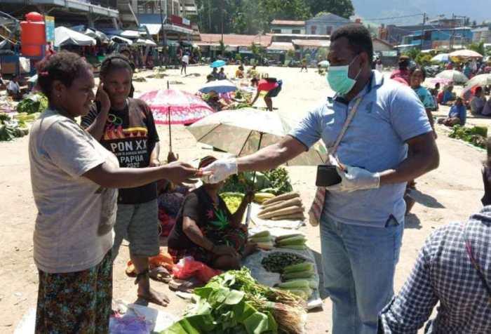 Papuan Farmers